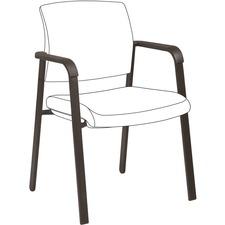 LLR 30943 Lorell Guest Chair Frame LLR30943