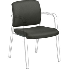 LLR 30947 Lorell Stackable Chair Upholstered Back/Seat Kit LLR30947