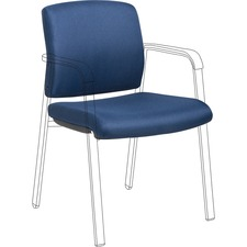 LLR 30948 Lorell Stackable Chair Upholstered Back/Seat Kit LLR30948