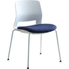 LLR 42949 Lorell Arctic Series Stack Chair LLR42949