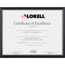 LLR 49215 Lorell Certificate Frame LLR49215