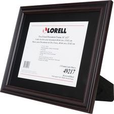 LLR 49217 Lorell Two-toned Certificate Frame LLR49217