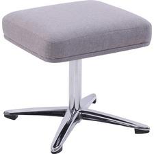 LLR 49994 Lorell Upholstered Ottoman LLR49994