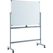 LLR52569 - Lorell Magnetic Whiteboard Easel