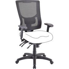 LLR 62002 Lorell Mesh High-back Chair Frame LLR62002