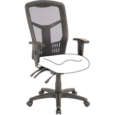 LLR 86210 Lorell High Back Chair Frame LLR86210