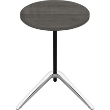 LLR 86924 Lorell Guest Area Round Top Accent Table LLR86924