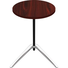 LLR 86925 Lorell Guest Area Round Top Accent Table LLR86925