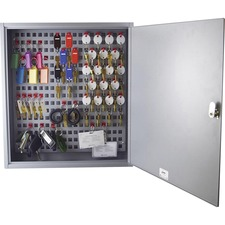 MMF 2012F09001 MMF Industries SteelMaster Flex Key Cabinet MMF2012F09001