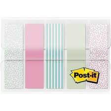 MMM 684GRDNT 3M Post-It Pastel Color Flags MMM684GRDNT
