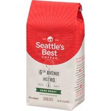 SBK 11008572 Starbucks Seattle's Best L4 Med-Dark Rich Coffee SBK11008572