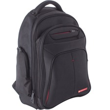 SWZ BKP1000SM Swiss Mobility 2-section Business Backpack SWZBKP1000SM