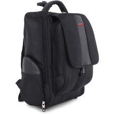 SWZ BKPW2620SMBK Swiss Mobility Hybrid Briefcase Backpack SWZBKPW2620SMBK