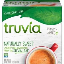 TRU 8890 Cargill Truvia Sweetener Packets TRU8890