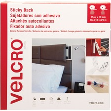 VEK 30633 VELCRO Brand Sticky Back Stick On Fasteners VEK30633