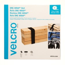 VEK 30639 VELCRO Brand One-Wrap Cut-to-Length Bundling Strap VEK30639
