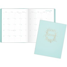 AAG 5127T091 AT-A-GLANCE Cambridge Ballet Monthly Planner AAG5127T091