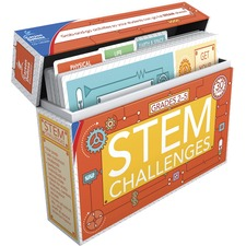 CDP 140350 Carson STEM Challenges Learning Cards CDP140350