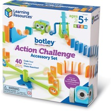 LRNLER2937 - Learning Resources Botley the Coding Robot Action Challenge Accessory Set