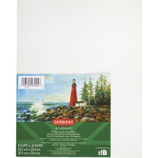 MEA 97044 Mead Derwent Academy Primed Cotton Canvas Panel MEA97044