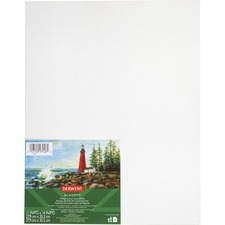 MEA 97046 Mead Derwent Academy Primed Cotton Canvas Panel MEA97046