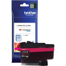 Brother INKvestment LC3035MS Original Ink Cartridge - Magenta - Inkjet - Ultra High Yield - 5000 Pages - 1 Each