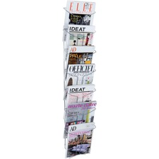 Alba DDFIL7M Literature Rack