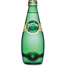 Vending Products of Canada Perrier Mineral Water - Ready-to-Drink - 330 mL