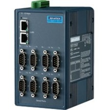 Advantech 8-port Modbus Gateway