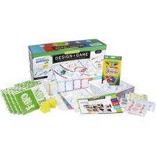 CYO 040506 Crayola Design-A-Game CYO040506