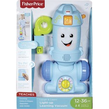 FIP FNR97 Fisher-Price Light-up Learning Vacuum FIPFNR97