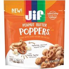 FOL 24422 Folgers Jif Peanut Butter Poppers FOL24422