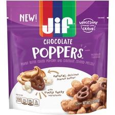 FOL 24426 Folgers Jif Peanut Butter Poppers FOL24426