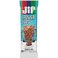 FOL 24470 Folgers Jif PowerUp Chewy Granola Bars FOL24470