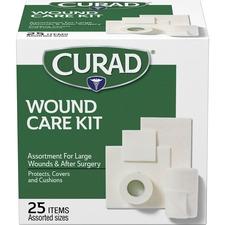 MII CUR1625V1 Medline Curad Wound Care Kit MIICUR1625V1