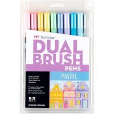 TOM 56187 Tombow Dual Brush Pen Set TOM56187