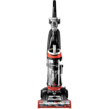 "BISSELL CleanView Swivel Upright Vacuum Cleaner | 2316C - 1 L - Bagless - Brushroll, Dusting Brush, Crevice Tool, Extension Wand, Turbo Brush - Hard Floor, Bare Floor, Carpet - 25 ft Cable Length - 72"" (1828.80 mm) Hose Length - Pet Hair Cleaning - 8 A - Black, Orange, Titanium"