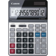 Canon TS1200TSC Simple Calculator