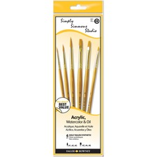 Daler-Rowney 258920601 Paint Brush