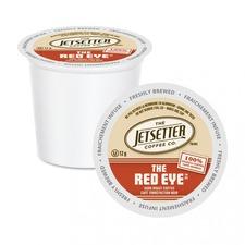 Jetsetter The Red Eye Coffee - Arabica - Dark - 24 / Box