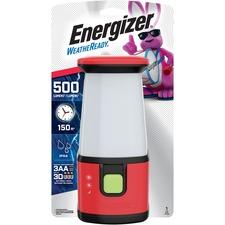 Energizer LED Emergency Lantern - AA - Red, Gray