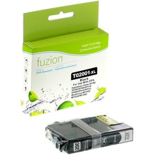 fuzion Remanufactured Ink Cartridge - Alternative for Epson 200XL - Black - Inkjet - High Yield - 500 Pages - 1 Each