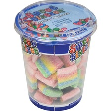 Mondoux SWEET SIXTEEN Rainbow Bites Gummy Candy - 200 g - 1 Each