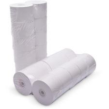 """ICONEX Cash Register Roll - White - 1 47/64"""" x 150 ft - 10 / Pack"""