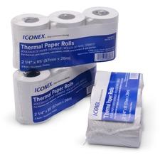 "NCR Thermal Cash Register Roll - 2 1/4"" x 85 ft - 3 / Pack"