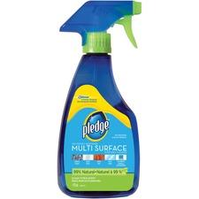 Pledge Multi Surface Everyday Cleaner - Spray - 15.9 fl oz (0.5 quart) - Fresh Citrus Scent - 1 Each