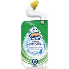Scrubbing Bubbles® Bubbly Bleach Gel Toilet Bowl Cleaner - 24 fl oz (0.8 quart) - Rainshower Scent - 1 Each