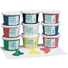 Funstuff Activity Paint - 473 mL - 1 Each - Brown