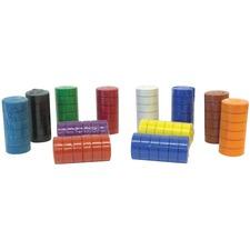 Funstuff Tempera Blocks - 6 / Pack - Black