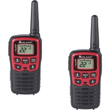MRO T31X3VP Midland Radio T31X3VP Walkie Talkie Pack MROT31X3VP